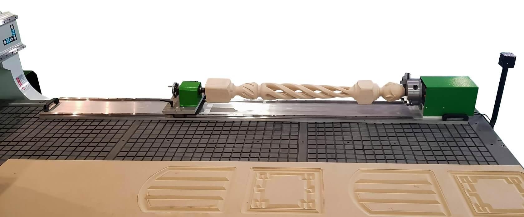 Router CNC Seria Pro +4 2