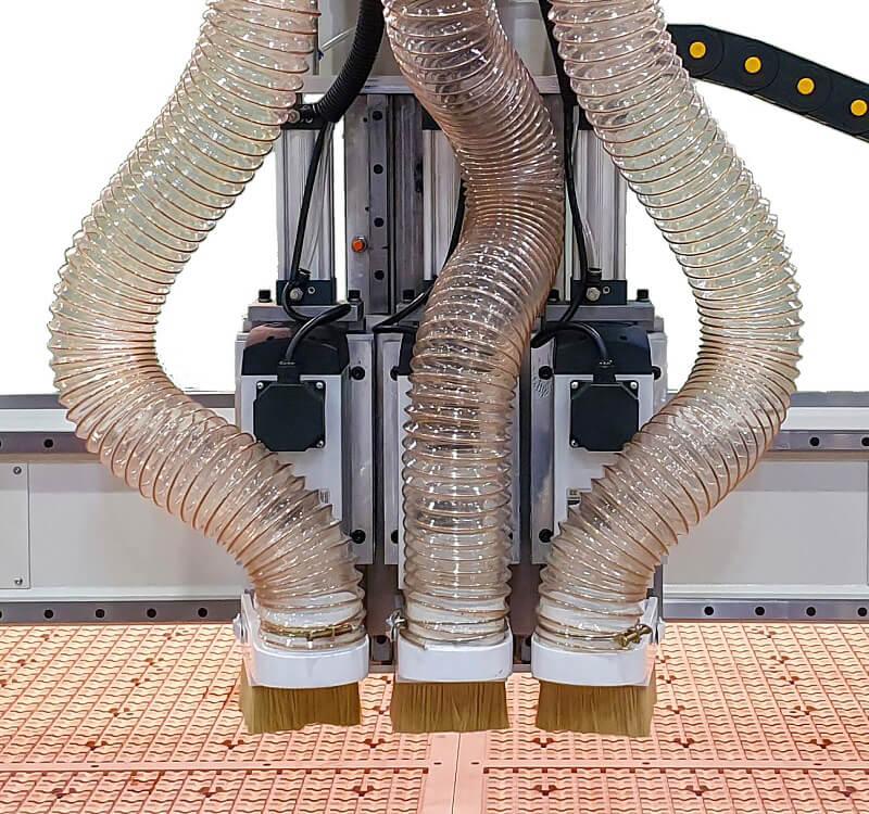 3 electromandrine router cnc pro x3 rubiq