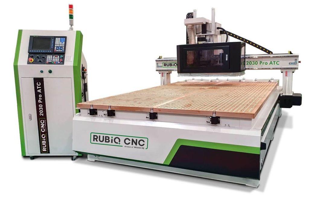 Router CNC 2030 Pro ATC RUBIQ