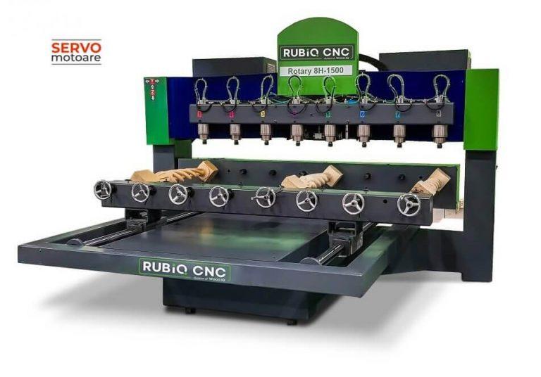 Strung CNC routary 8h RUBIQ CNC