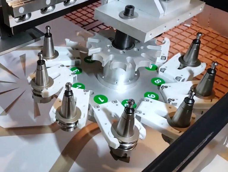 Router CNC Seria Pro ATC 18