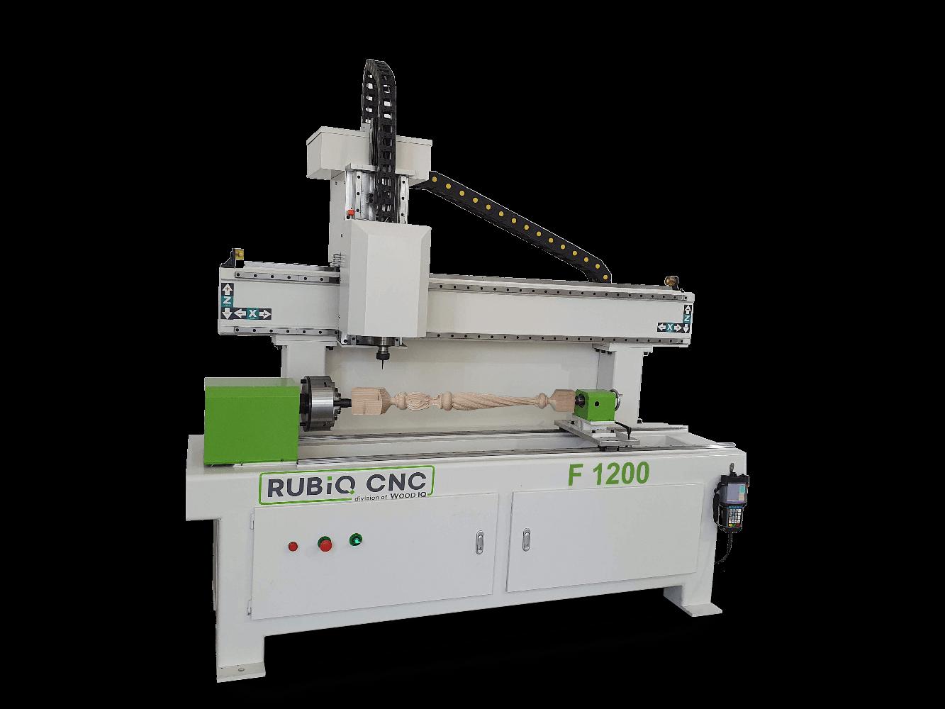 Divizia CNC a Wood IQ devine RUBIQ CNC 6