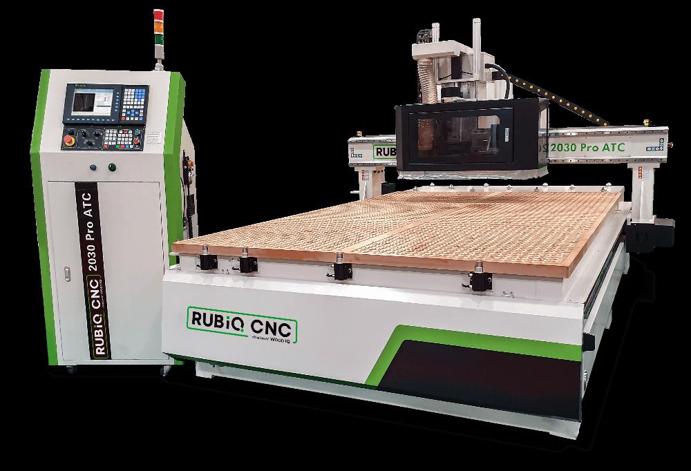 Divizia CNC a Wood IQ devine RUBIQ CNC 5