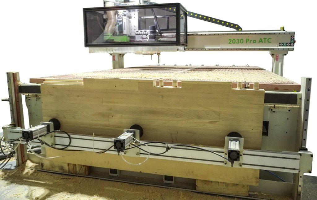 Router CNC Seria Pro ATC 23
