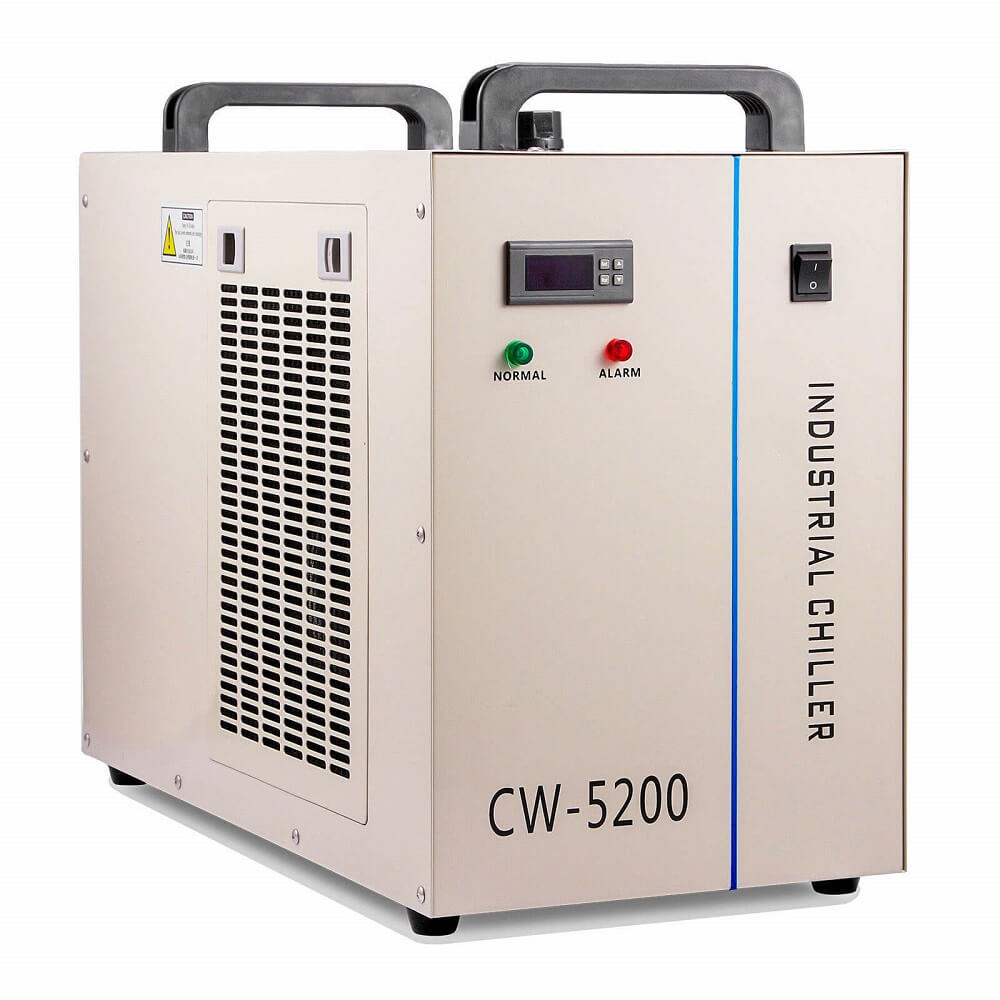 chiller laser rubiq cnc