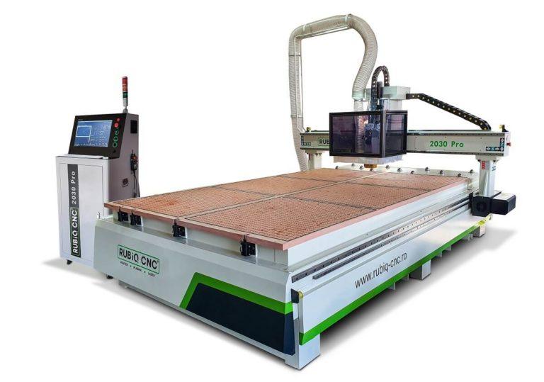 Router CNC 2030 Pro RUBIQ CNC